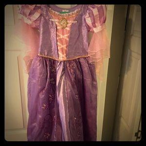 Disney Rapunzel  Princess Dress